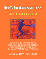 How to Speak Without Fear Small Talk Course